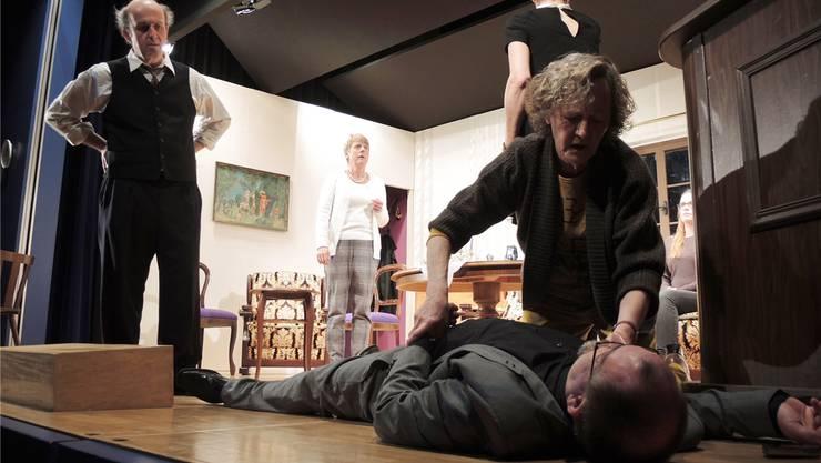 Das Theaterstück «Manuel» ist eine spannende und witzige Krimikomödie.