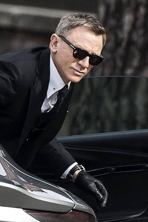 James-Bond-Darsteller Daniel Craig (© Keystone)