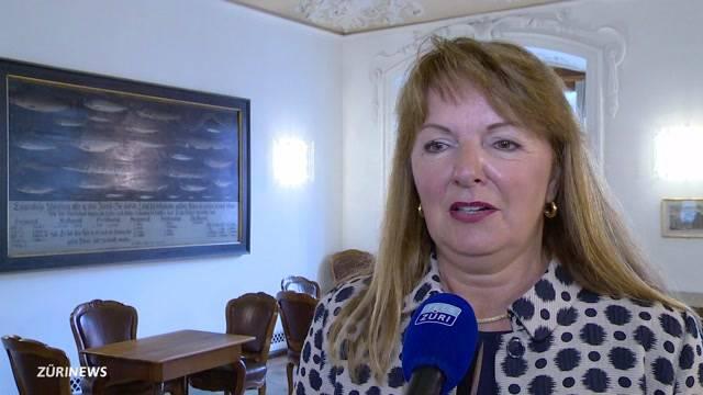 Karin Egli ist die neue höchste Zürcherin