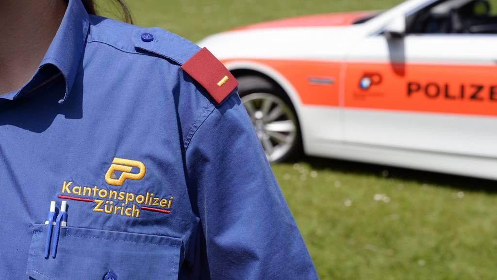 (Symbolbild) Die Polizei war am Montagmorgen in Samstagern im Einsatz.