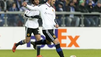 Adonis Ajeti, Bruder von Arlind und Albian Ajeti, feiert heute sein Profi-Debüt beim FC Basel.