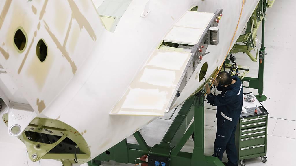 Gurit verlängert Materialliefervertrag mit Pilatus Aircraft