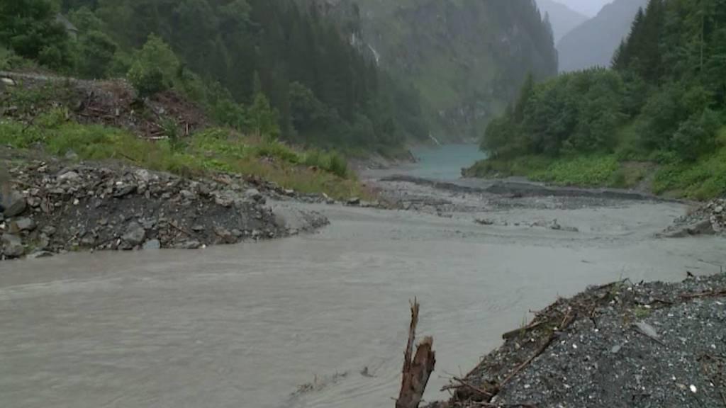 Canyoning-Unglück in Vättis: Vierter Vermisster gefunden