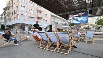 Filme à la carte auf dem Zytplatz (02.08.20209