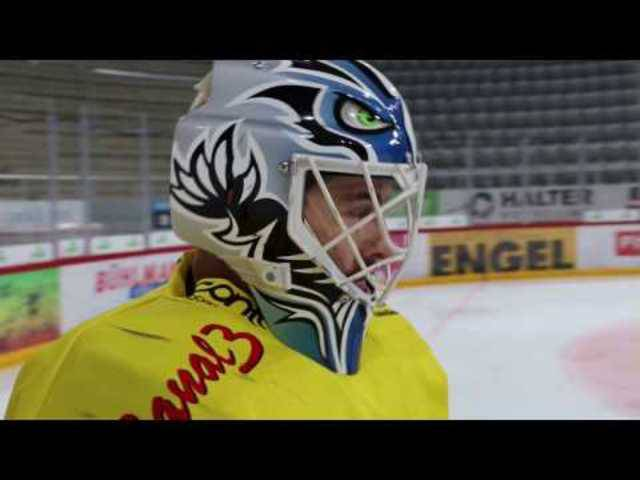 Der moderne Eishockey Goalie - erklärt von EHC Biel Goalie-Trainer Marco Streit und Simon Rytz