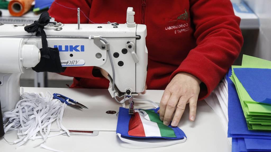 EDA bietet Italien Hilfe mit den Patienten an