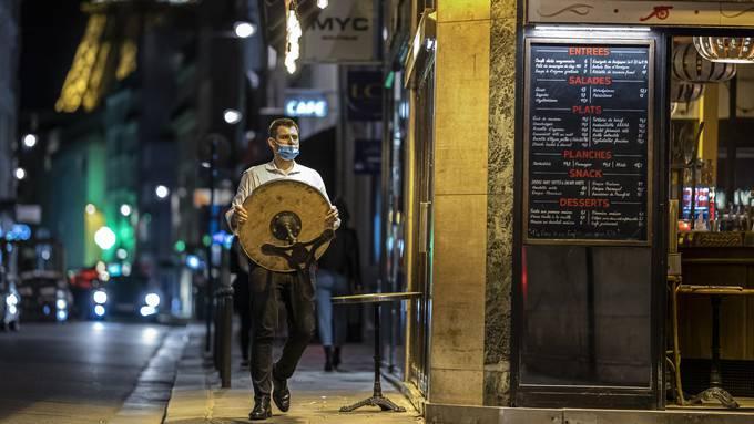 Frankreich ergreift im Kampf gegen das Coronavirus neue Massnahmen.