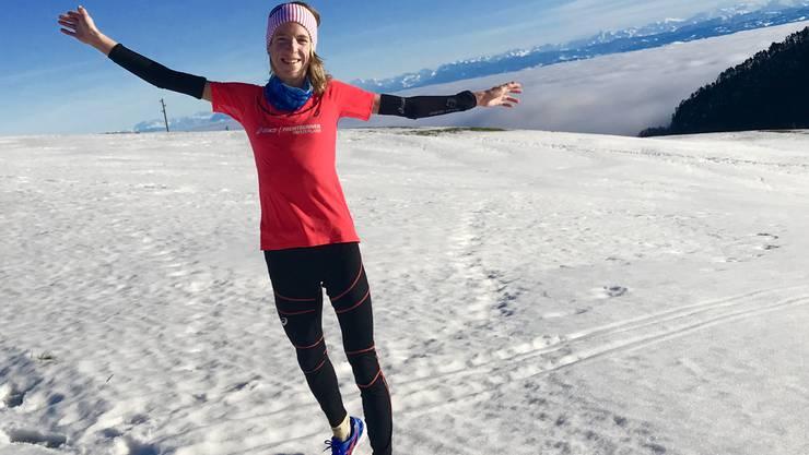 Nach dem WM-Ausfall hat Martina Strähl jetzt die Europameisterschaften im Visier.
