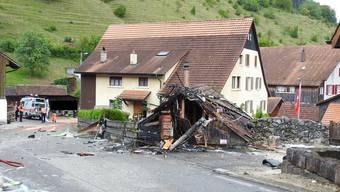 Flugtage Dittingen 2015: Zwei Flugzeuge abgestürzt