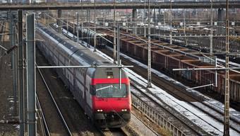 Gemäss den Prognosen des Bundes werden der öffentliche Verkehr und der Bahnverkehr bis 2040 um rund 50 Prozent wachsen. (Archivbild)