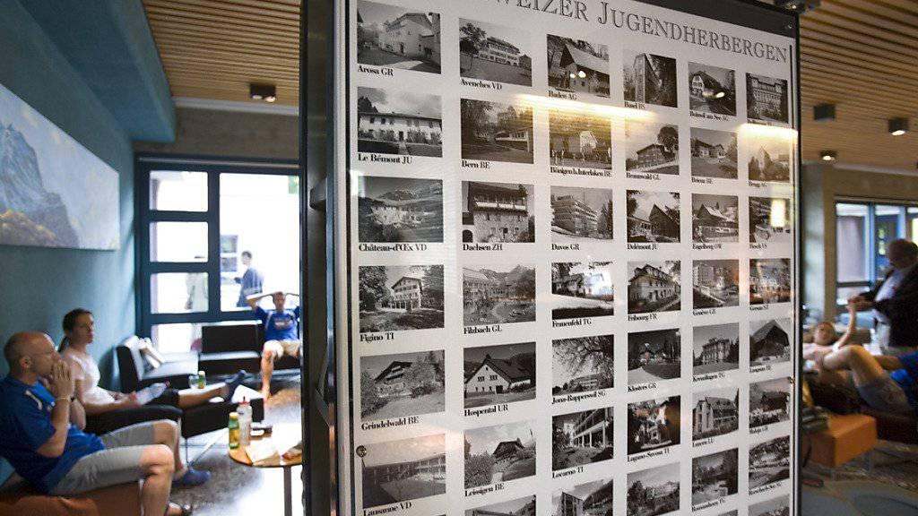 Die Parahotellerie, zu der auch die Jugendherbergen gehören, haben in der vergangenen Wintersaison mehr Buchungen verzeichnet. (Archivbild)