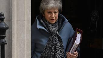Sebastian Borger: «Gemeinsam ist allen nur ein Slogan: Theresa May muss weg.»