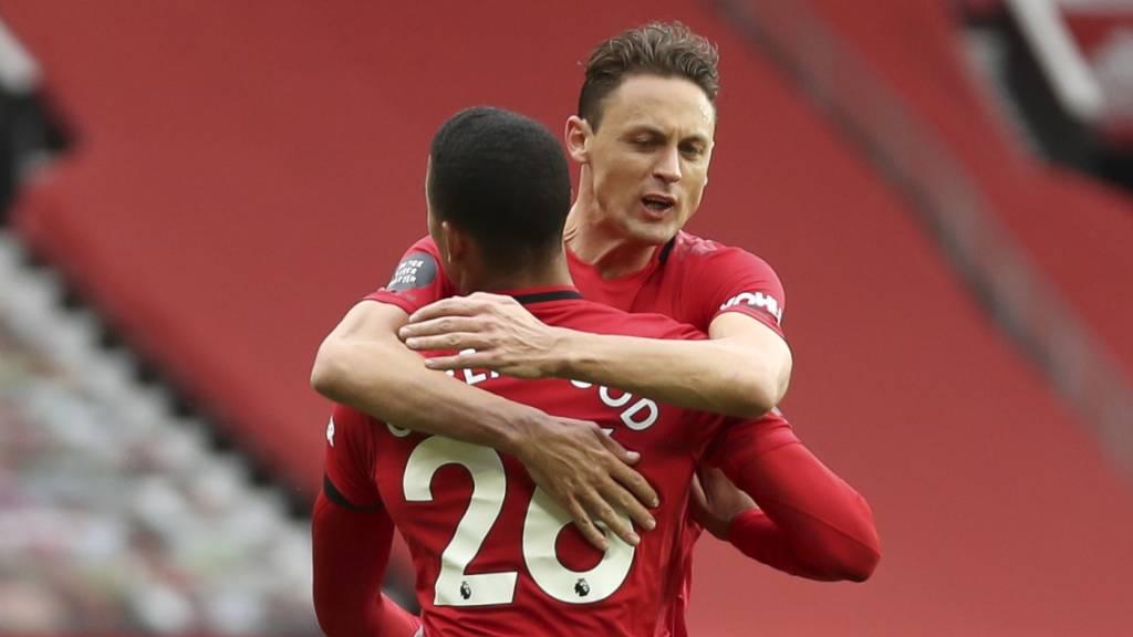 Ein wertvolles 1:1 für Manchester United