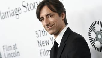 """Der Regisseur Noah Baumbach kann mit der Bekanntgabe der Nominierung auf einen der """"Gotham Awards"""" hoffen. (Archivbild)"""