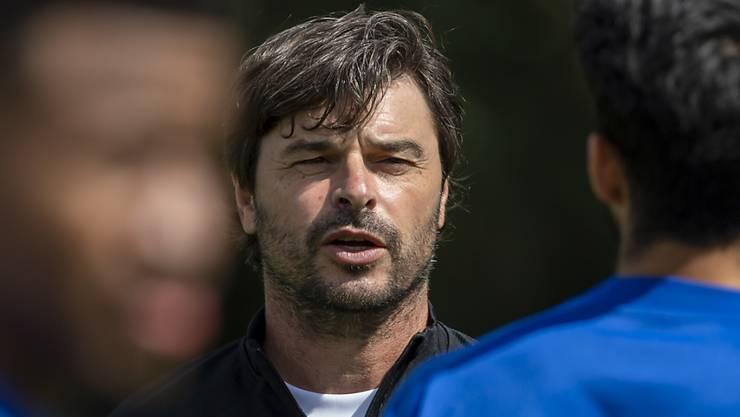 Was kann Ciriaco Sforza aus den Spielern in seinem ersten Wettbewerbsspiel als FCB-Trainer herausholen?