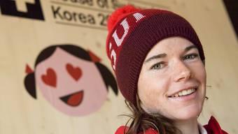 Dass das 10-km-Rennen in der Skating-Technik ausgetragen wird, kommt Nathalie von Siebenthal entgegen