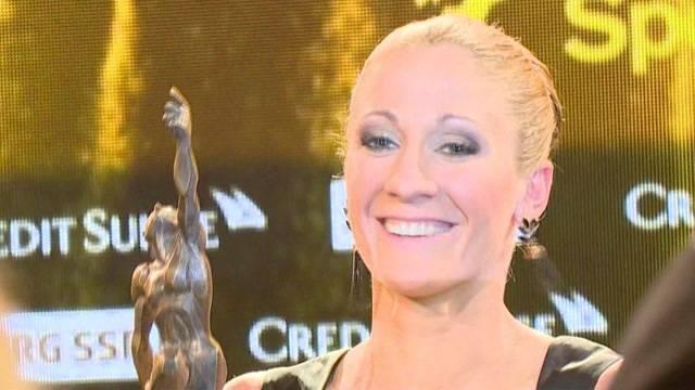 Daniela Ryf ist Sportlerin des Jahres