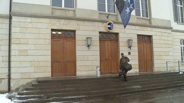 Im Kämpfer: Karin Bertschis erster Auftritt im Grossen Rat am 10. Januar 2017