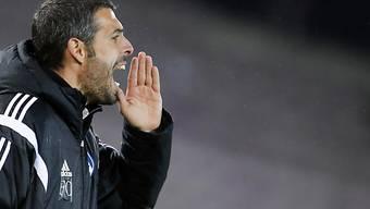 Zweiter Sieg mit Lausanne: der neue Trainer Fabio Celestini
