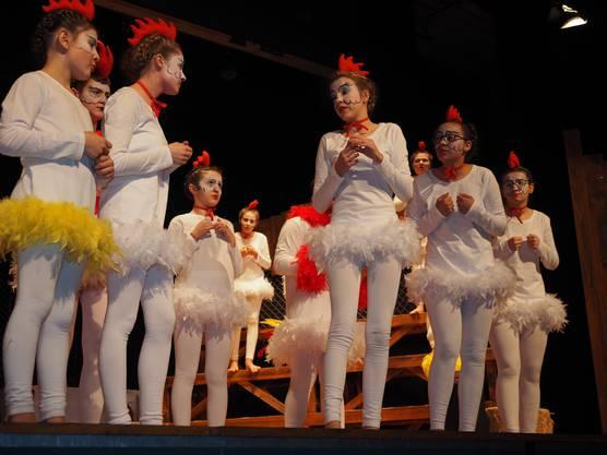 Das Kinder- und Jugendtheater Turgi feierte vergangenes Wochenende Premiere mit seinem neuen Stück.
