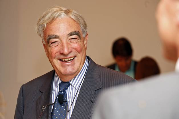 Stiftungsratspräsident Moritz Suter