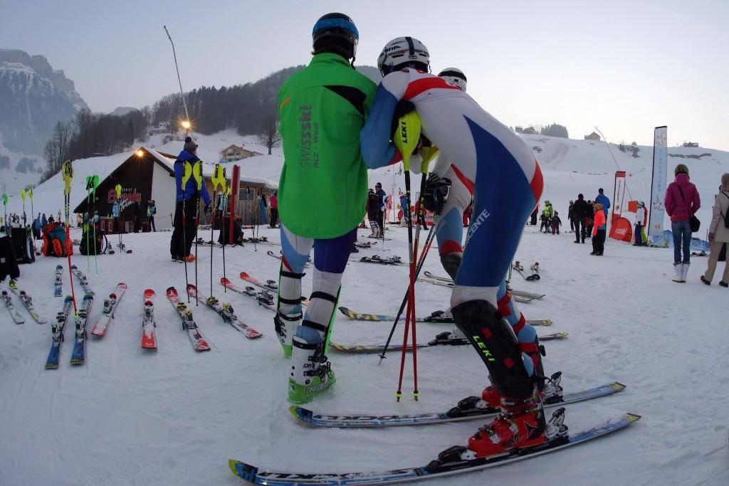 FIS-Slalom Horn 2015 (© pd)