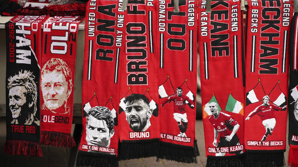 Englische Fans in Bern unterwegs