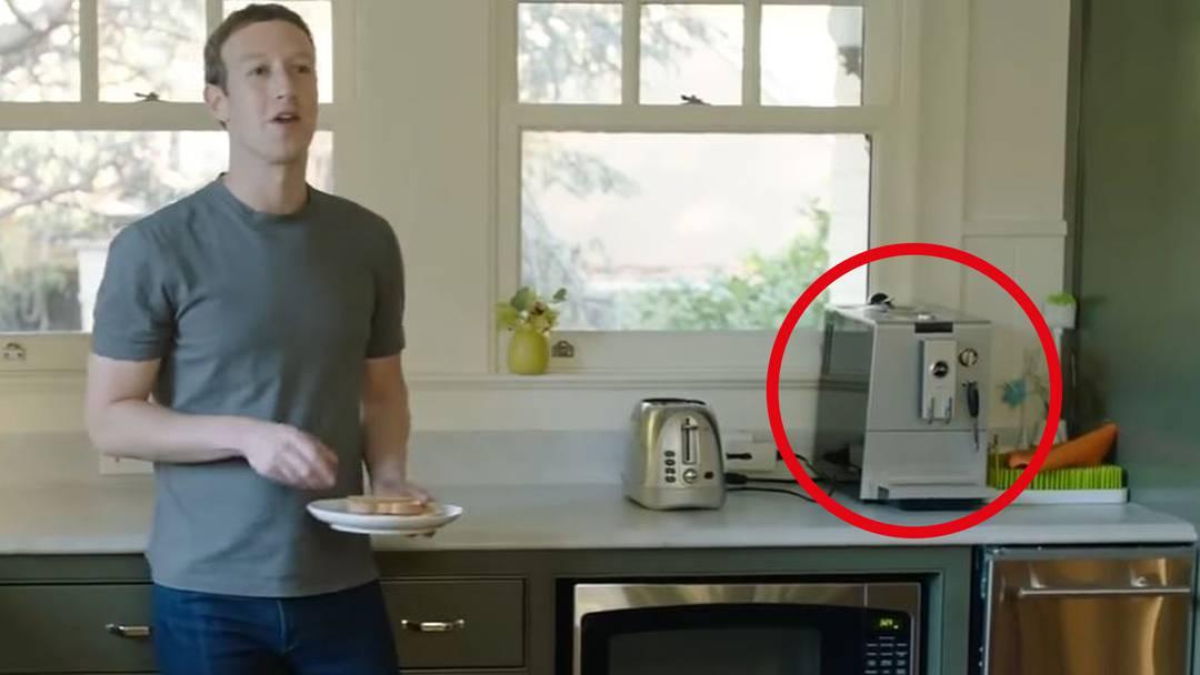Mark Zuckerberg präsentiert seinen persönlichen digitalen Assistenten «Jarvis»
