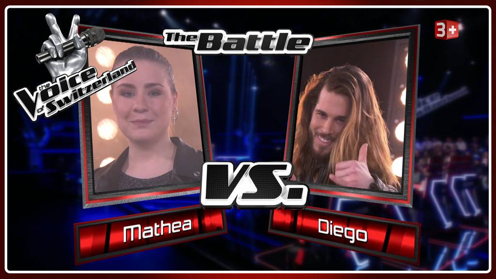 Staffel 1 - Folge 8 | Battle Mathea vs Diego