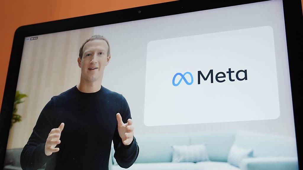 Facebook-Konzern heisst neu «Meta» – was dahinter steckt