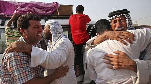 Grosses Leid nach Anschlag in Bagdad