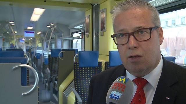 «Der Unfall von Rafz hätte verhindert werden können»: Mani Haller, Leiter Zugführung bei den SBB, über die neue Warn-App.