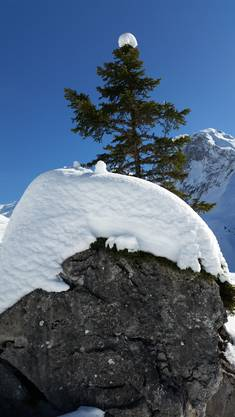 Winterimpressionen auf der Bannalp