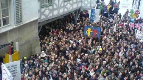 Keine Zwangsferien für Luzerner Kantons- und Berufsschüler