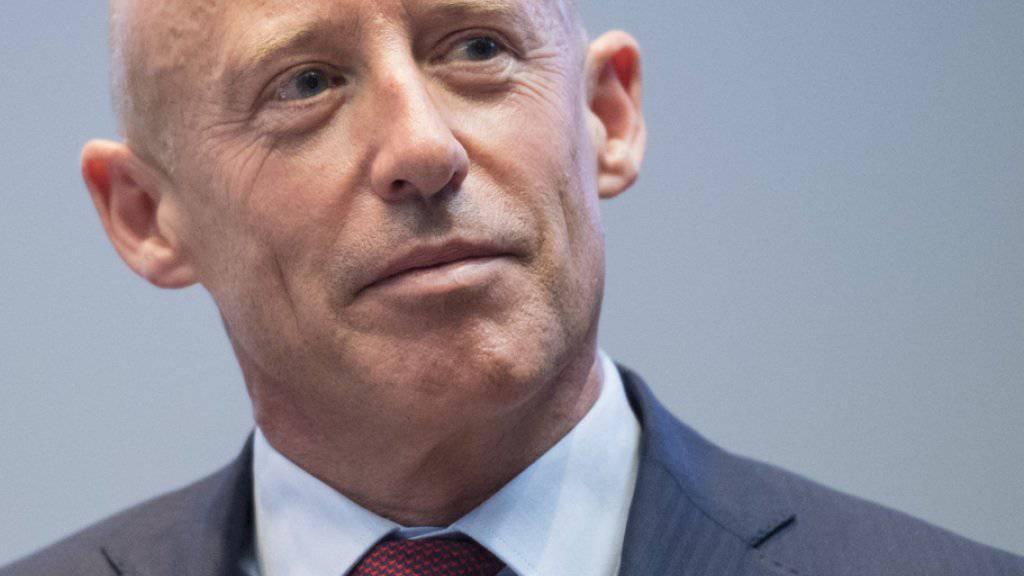 """Raiffeisen-Chef Patrik Gisel über Notenstein La Roche: """"Die Bank ist noch nicht da, wo sie hin sollte."""""""
