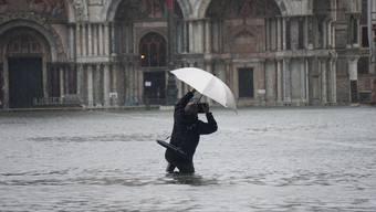 Hochwasser Venedig November 2019 (16)