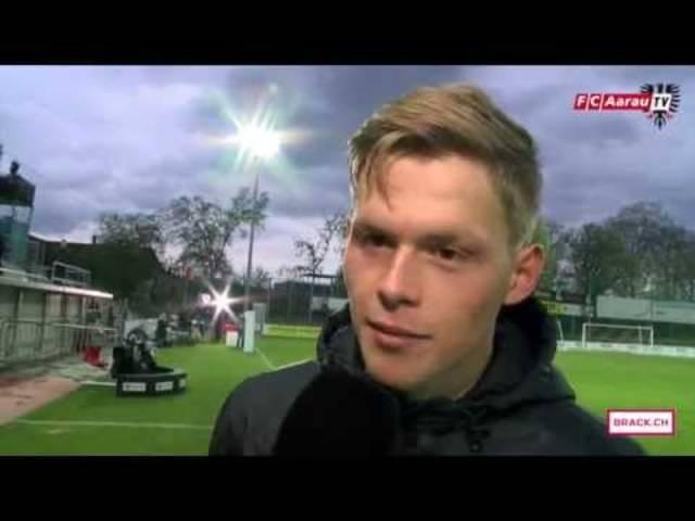 FC Aarau - FC Zürich 0:0: Interview mit FCA-Spieler Marco Thaler sowie die Pressekonferenz mit Raimondo Ponte und Urs Meier.
