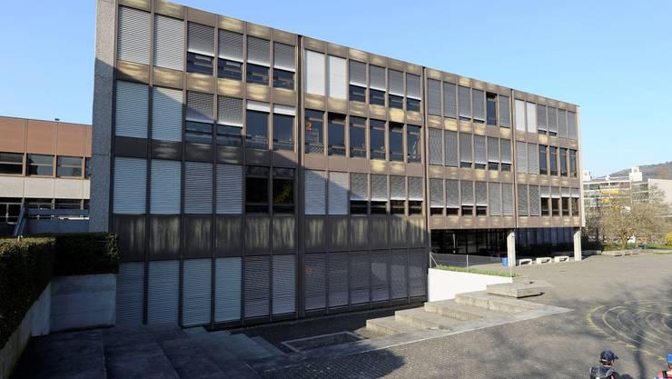 Das Sekundarschulhaus Frenke in Liestal wird gesamtsaniert.