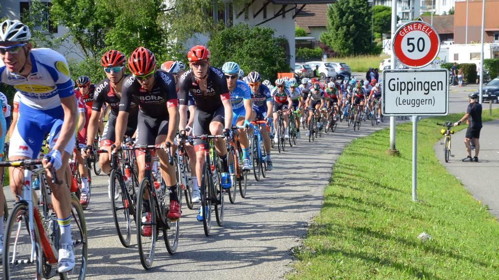 GP Gippingen mit Cancellara