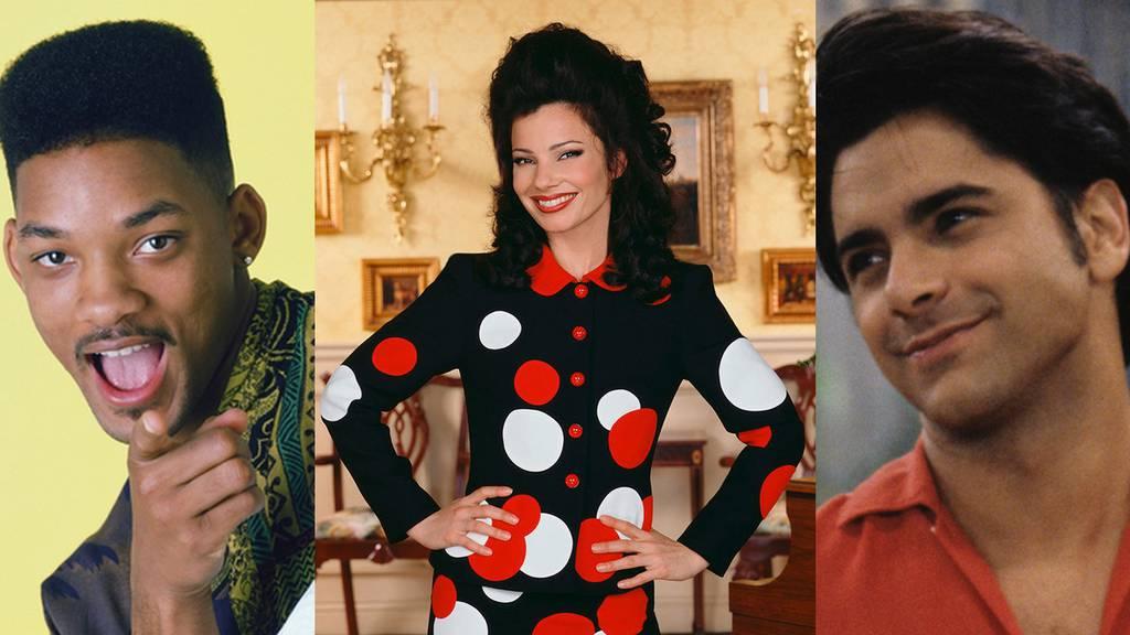 Die 10 besten Serien aus den 90ern