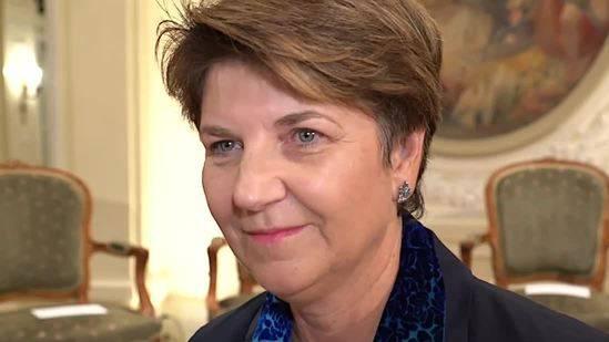 Viola Amherd, Wallis.