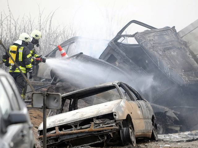 Massenkarambolage auf Deutschlands Autobahn fordert mehrere Tote