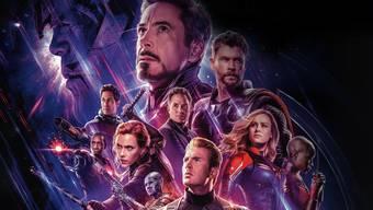 Über 1,5 Milliarden Dollar hat der Film «Avengers Endgame» in der ersten Woche eingespielt.
