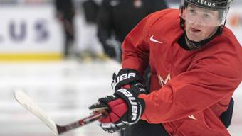 Alexis Lafrenière wird auf dem Eis eine grosse Zukunft vorhergesagt.