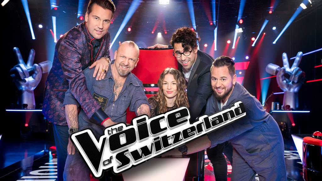 STAFFELSTART: The Voice of Switzerland