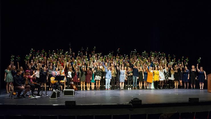 In Basel, Brugg, Windisch, Muttenz und Solothurn erhielten gesamthaft 650 PH-Absolventinnen und Absolventen ihr Diplom.