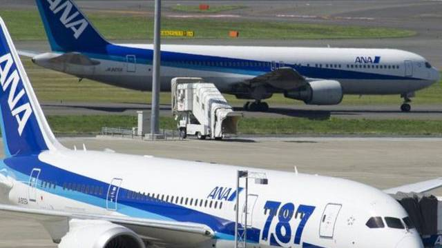 Nach zahlreichen Zwischenfällen meldet auch die All Nippon Airways Probleme mit dem Boeing-Dreamliner