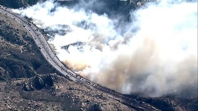Brände in Kalifornien: Opferzahl steigt auf 44