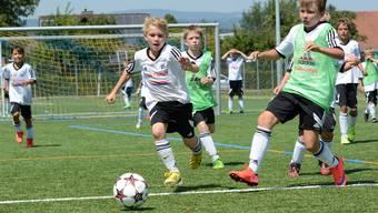 Der FC Basel weitet sein Engagement im Kinder- und Jugendbereich aus (im Bild: FCB-Kids-Camp 2015 in Frick)