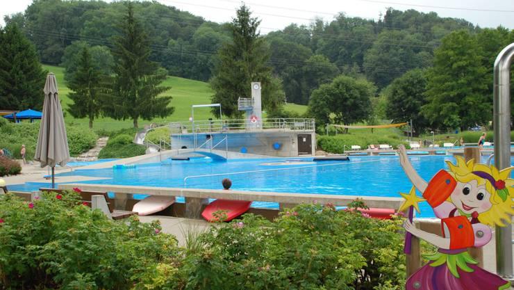 Der Birmensdorfer Gemeinderat hat für die Erneuerung des Beckenanstrichs im Schwimmbad Geren einen Nachtragskredit von 6300 Franken für die Farbe bewilligt.